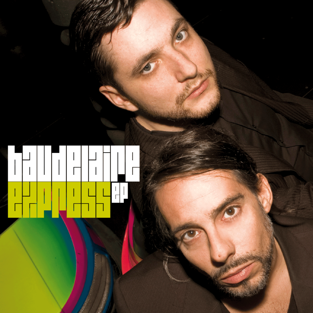 Baudelaire Express – Cosmic Law EP